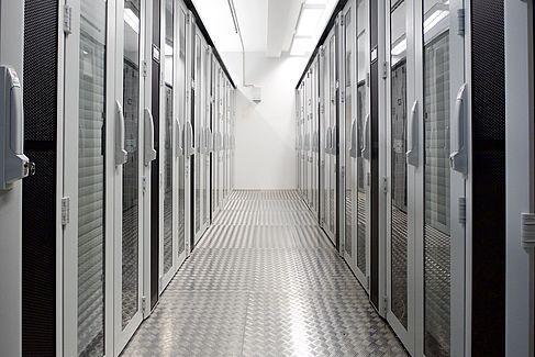 HRZ Datacenter - © HTW Berlin / Torsten Rack