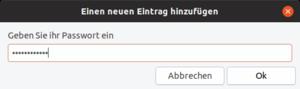 HTW-Account Passwort